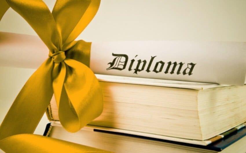 diploma distinction