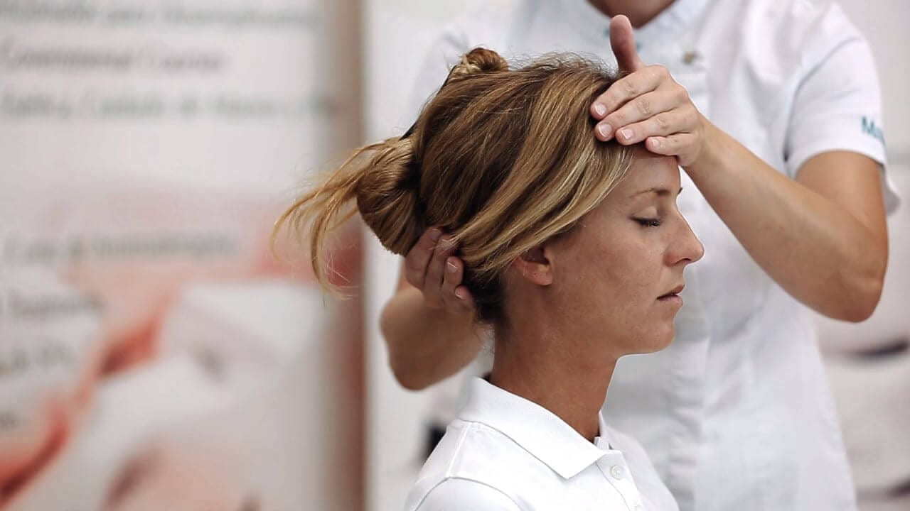 The bajillion benefits of Indian Head Massage