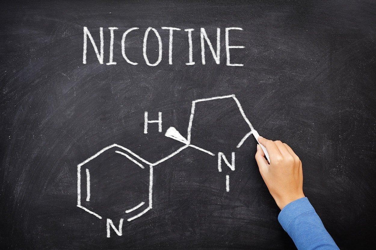 nicotine formula