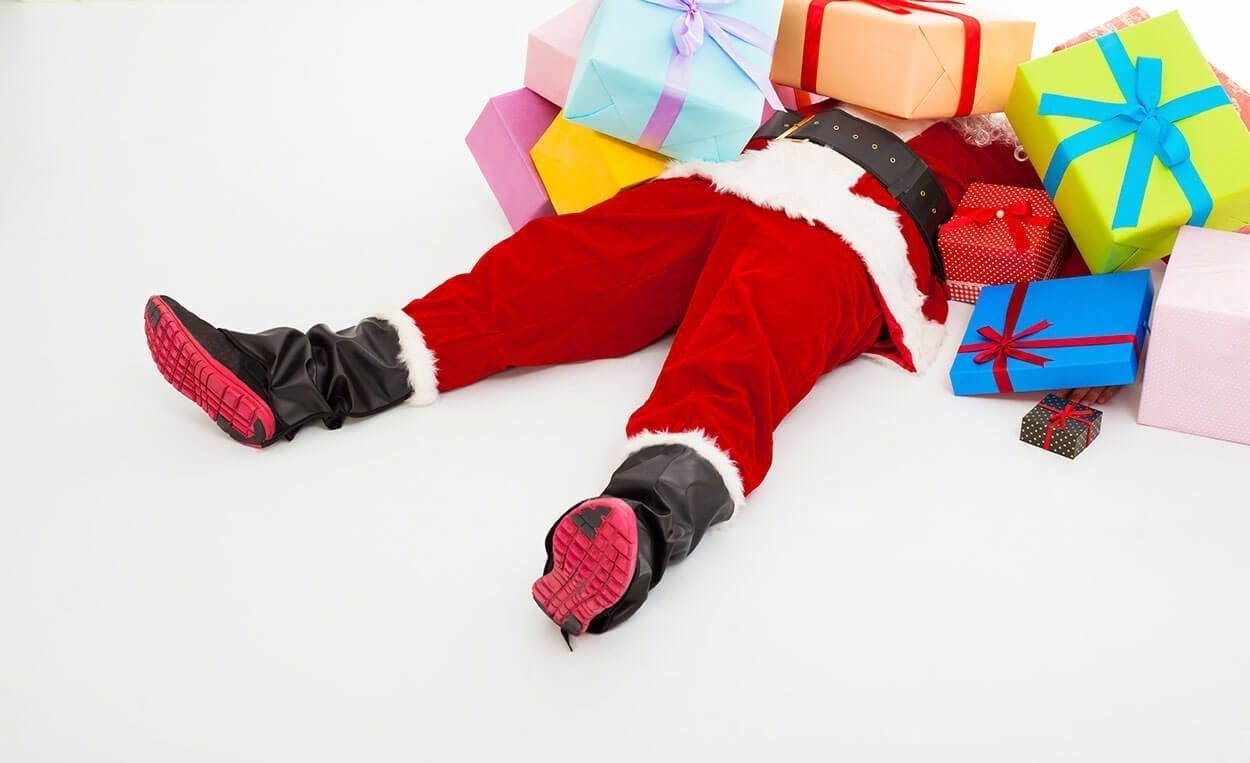 Don't stress at Christmas! 10 natural anxiety relievers