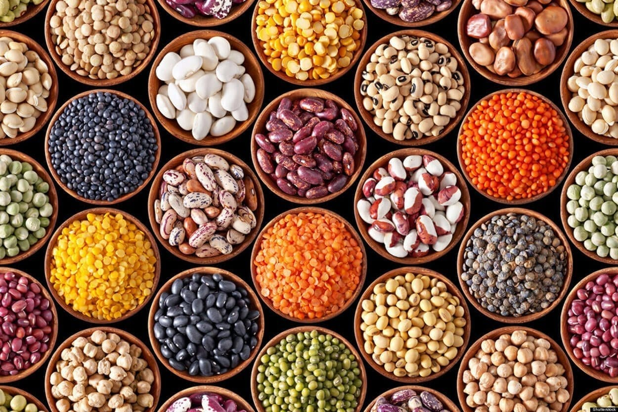 Beans - Top 7 foods that look after your gut flora