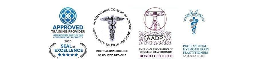 snhs accredtation logos